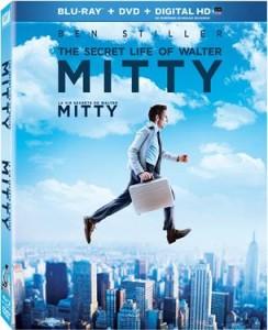 La vie secrète de Walter Mitty-bluray