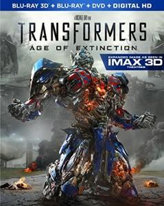 Transformers : L'âge de l'extinction 3D