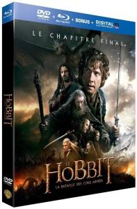 Le Hobbit : La bataille des cinq armées 3D