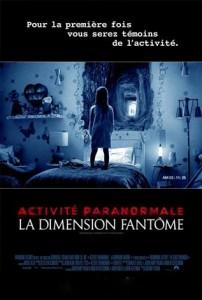 Activité paranormale – La Dimension fantôme