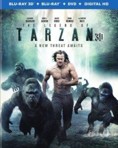La Légende de Tarzan 2D et 3D
