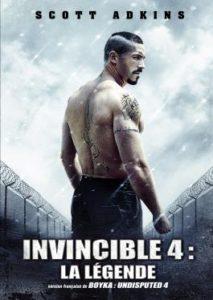 Invincible 4: La légende