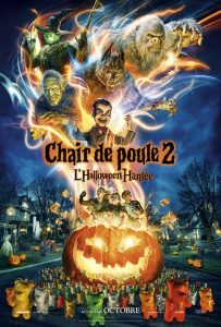 Chair de poule 2 : L'halloween hantée