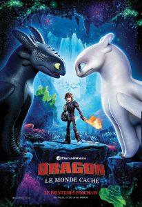 Dragons : Le monde caché 3D et 2D