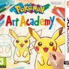 POKEMON ART ACADEMY  (DISPONIBLE DÈS MAINTENANT)