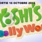 yoshi's wooly world amiibo (DISPONIBLE DÈS MAINTENANT)