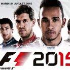 F1 2015 (DISPONIBLE AU CINEMA LA MALBAIE))