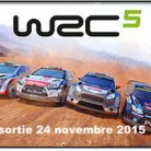 WRC 5    (DISPONIBLE AU CINEMA LA MALBAIE))