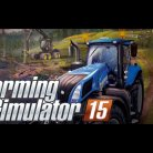FARMING SIMULATOR 2015  (DISPONIBLE DÈS MAINTENANT)