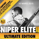 SNIPER ELITE 3 ULTIMATE EDITION   (DISPONIBLE AU CINEMA LA MALBAIE)