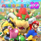 MARIO PARTY 10  (DISPONIBLE DÈS MAINTENANT)