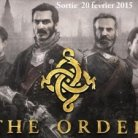 1886 THE ORDER   (DISPONIBLE AU CINEMA LA MALBAIE)