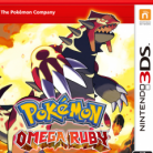 POKEMON OMEGA RUBY (DISPONIBLE DÈS MAINTENANT)