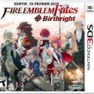 FIRE EMBLEM  FATES BIRTHRIGHT   ( DISPONIBLE AU CINEMA LA MALBAIE)