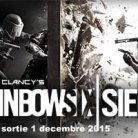 Tom Clancy`s Rainbow six : Siege (DISPONIBLE AU CINEMA LA MALBAIE)
