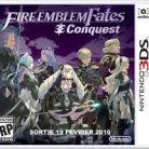FIRE EMBLEM FATES CONQUEST ( DISPONIBLE AU CINEMA LA MALBAIE)