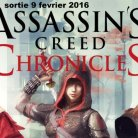 assassin's creed chronicles   (DISPONIBLE AU CINEMA LA MALBAIE)