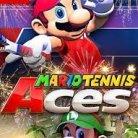 Mario Tennis Aces  ( DISPONIBLE AU CINEMA LA MALBAIE ) 22 Juin  2018