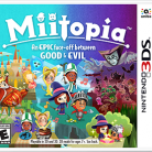 Miitopia ( DISPONIBLE AU CINEMA LA MALBAIE)   22  AOUT 2017