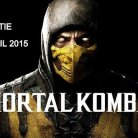 MORTAL KOMBAT X (DISPONIBLE AU CINEMA LA MALBAIE)