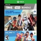 SIMS 4 + STAR WARS BUNDLE(  DISPONIBLE  AU CINEMA LA MALBAIE )