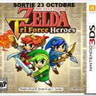 zelda 3ds triforce heroes ( DISPONIBLE AU CINEMA LA MALBAIE)