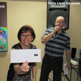 PARTY VENDREDI 21 HR  23 AVRIL 2016