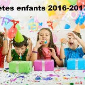 Fêtes Enfants Saison 2016-2017